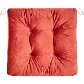 Подушка для стула Jimena 40x40 см цвет красный