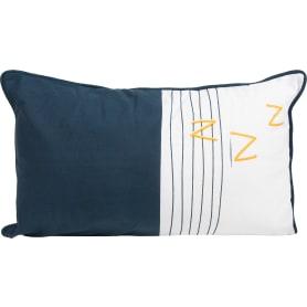 Подушка «Сладкие сны» 30x50 см цвет синий