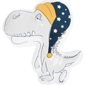 Подушка «Сонный динозаврик» фигурная 40x40 см цвет мультиколор