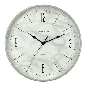 Часы настенные Troykatime «Мрамор» ø30 см