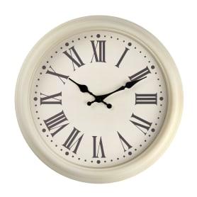 Часы настенные Troykatime «Римские» ø30.5 см цвет бежевый