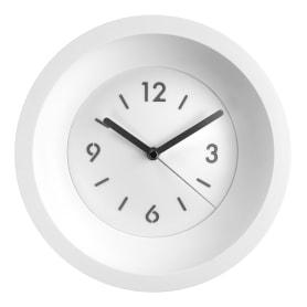 Часы настенные Troykatime «Орбита» ø25.5 см цвет белый