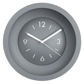 Часы настенные Troykatime «Орбита» ø25.5 см цвет серый