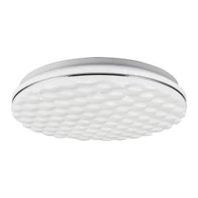 Светильник настенно-потолочный светодиодный Lumin Arte Alfa с пультом управления, 20 м², изменение цвета RGB, цвет белый
