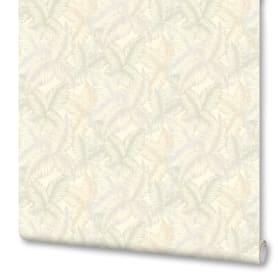 Обои флизелиновые OVK Design Тропикана белые 1.06 м 10430-01