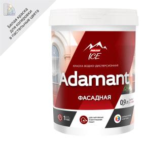 Краска фасадная Adamant 0.9 л база А