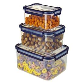 Набор контейнеров для пищевых продуктов 0.8/1.6/2.75 л