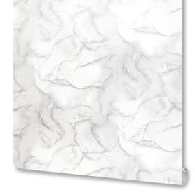 Обои флизелиновые Alicante белые 1.06 м 989131