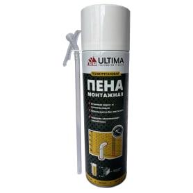 Пена монтажная ручная Ultima 530 мл