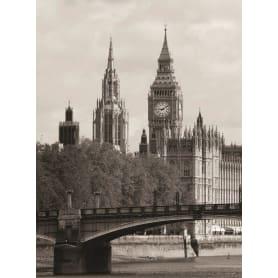 Фотообои Московская Обойная Фабрика Лондон 2040-М 200х270 см