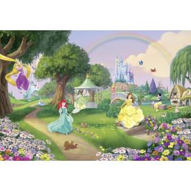 Фотообои Komar Disney Princess Rainbow 8-449 368х254 см