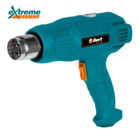 Фен строительный Bort BHG-2000X 91272577