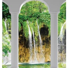 Фотообои For Wall Водопады 2347P8 368х254 см