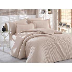 Комплект постельного белья «STRIPE» семейный, жаккард