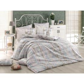 Комплект постельного белья «ELENORA» полутораспальный, поплин