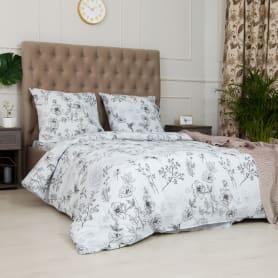 Комплект постельного белья «Утро» двуспальный, бязь, 50x70 см