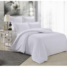 Комплект постельного белья «LS-12», семейный, сатин