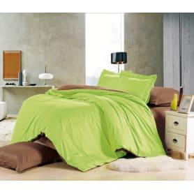 Комплект постельного белья «LS-06», семейный, сатин