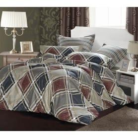 Комплект постельного белья Sailid полутораспальный, сатин, 70x70 см