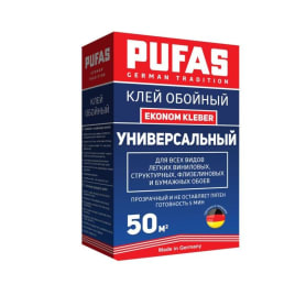 Клей универсальный Pufas 022012092 50 м²