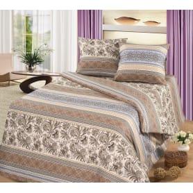 Комплект постельного белья MILANIKA Реверанс евро, бязь