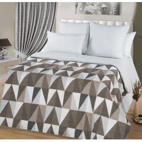Комплект постельного белья MILANIKA Лофт двуспальный, поплин