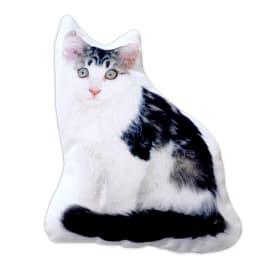 Подушка декоративная АУРИ Сибирский кот