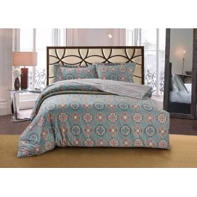 Комплект постельного белья SELENA Paisley collection by SELENA Восточный сон двуспальный, сатин