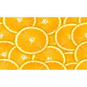 Доска разделочная Пластмаркет Апельсины 29х17.5 см