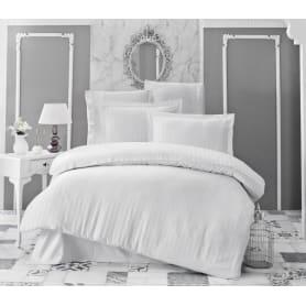 Комплект постельного белья Karna Perla 814/CHAR002 евро