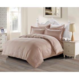 Комплект постельного белья Karna Tera 5124/3 евро