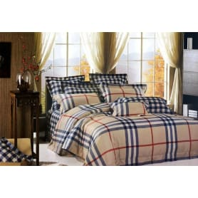 Комплект постельного белья семейный Tango Novella, сатин