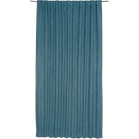 Штора на ленте «Нью Манчестер», 200х280 см, цвет голубой