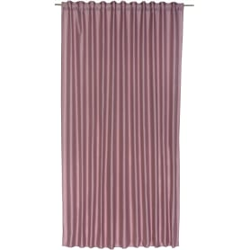 Штора на ленте Inspire «Нью Силка», 200х280 см, цвет розовый