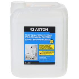 Грунтовка для влажных помещений Axton 5 л