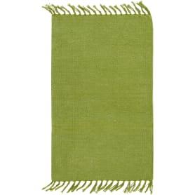 Ковёр Inspire Manoa 0.5x0.8 м цвет зелёный