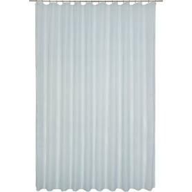 Тюль на ленте, вуаль, 300х280 см, цвет голубой