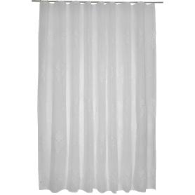 Тюль на ленте «Инсбрук», 300x280 см, цвет экрю