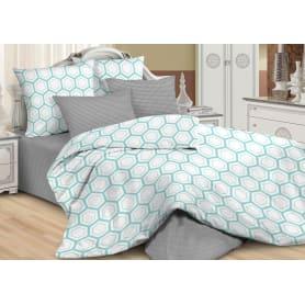 Комплект постельного белья полутораспальный GUTEN MORGEN Эдельвейс , бязь