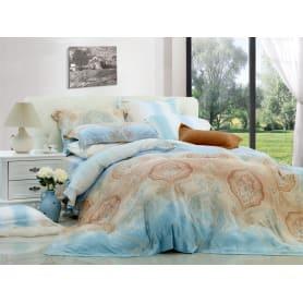 Комплект постельного белья полутораспальный GUTEN MORGEN  , перкаль, 50x70 см