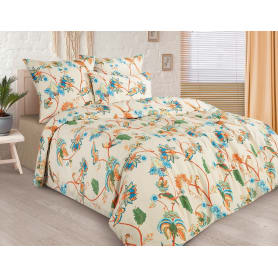 Комплект постельного белья двуспальный GUTEN MORGEN  Paradise, сатин