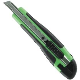 Нож строительный Кедр  9 мм обрез. ручка, автофиксатор (1/60/600)   031-0964