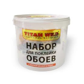 Набор для поклейки обоев Titan Wild SetTWG без клея