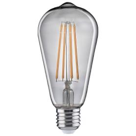 Лампа светодиодная Lexman E27 4 Вт декоративная 470 лм, тёплый белый свет