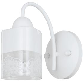 Настенный светильник Inspire «Patt», цвет матовый белый