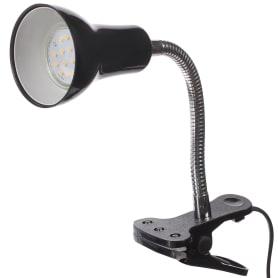 Рабочая лампа настольная Salta, цвет чёрный