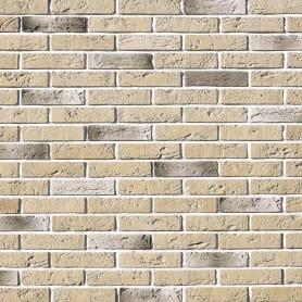 Камень искусственный White Hills Дерри Брик серо-бежевый 0.62 м²