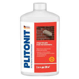 Средство для очистки клинкера Plitonit, 1 л