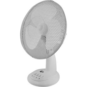 Вентилятор настольный ø30 см 40 Вт, 3 скорости, поворотный, Мое Equation