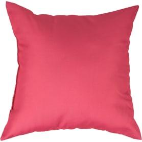 Подушка «Кисти», 40х40 см, цвет коралловый